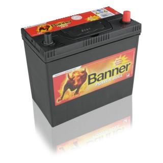 Akumuliatorius Banner Power 45Ah 360A
