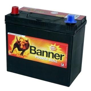 Akumuliatorius Banner Power 45Ah 360A USA