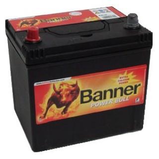 Akumuliatorius Banner Power 60Ah 480A USA