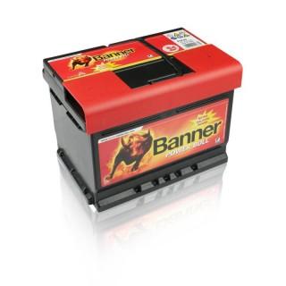 Akumuliatorius Banner Power 60Ah 540A