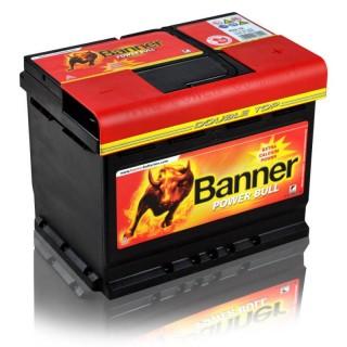 Akumuliatorius Banner Power 62Ah 540A