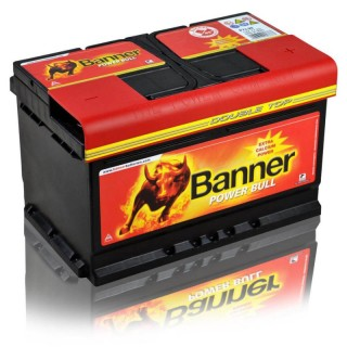 Akumuliatorius Banner Power 72Ah 660A