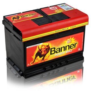 Akumuliatorius Banner Power 74Ah 680A