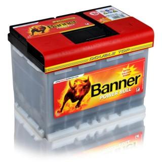 Akumuliatorius Banner Power PRO 63Ah 600A