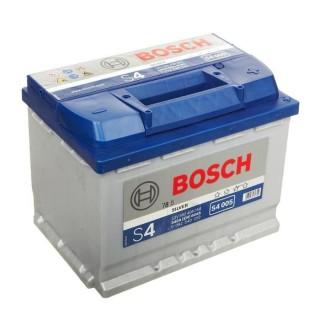 Akumuliatorius BOSCH 60Ah 540A S4005