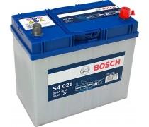 Akumuliatorius BOSCH 45Ah 330A S4021