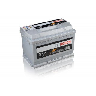 Akumuliatorius BOSCH 77Ah 780A S5008