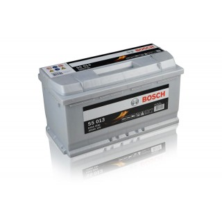 Akumuliatorius BOSCH 100Ah 830A S5013
