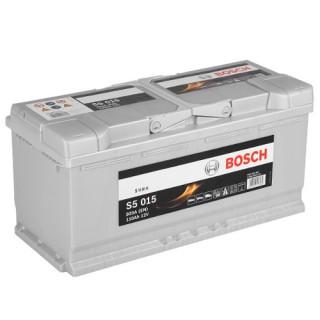 Akumuliatorius BOSCH 110Ah 920A S5015