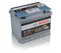 Akumuliatorius BOSCH 60Ah 680A S5A05