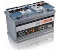 Akumuliatorius BOSCH 80Ah 800A S5A11