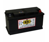 Akumuliatorius BSI 100Ah 830A