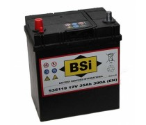Akumuliatorius BSI 35Ah 300A