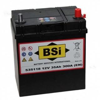 Akumuliatorius BSI 35Ah 330A