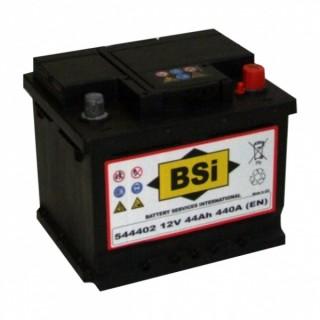 Akumuliatorius BSI 44Ah 440A