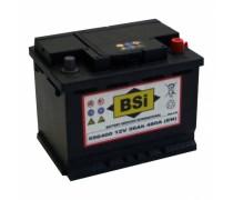 Akumuliatorius BSI 56Ah 480A