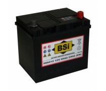Akumuliatorius BSI 60Ah 540A