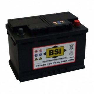 Akumuliatorius BSI 77Ah 780A