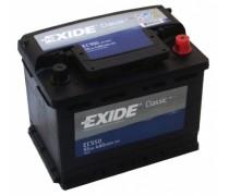 Akumuliatorius EXIDE 55Ah 460A