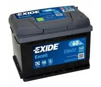 Akumuliatorius EXIDE 60Ah 540A