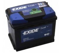 Akumuliatorius EXIDE 62Ah 540A