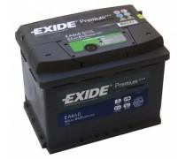 Akumuliatorius EXIDE 64Ah 640A