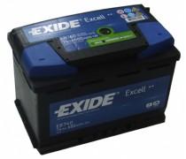 Akumuliatorius EXIDE 74Ah 680A