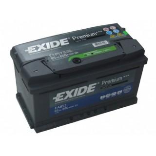 Akumuliatorius EXIDE 85Ah 800A