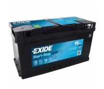 Akumuliatorius EXIDE 95Ah 850A AGM