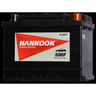 Akumuliatorius Hankook 55Ah 480A