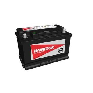 Akumuliatorius Hankook 72Ah 640A