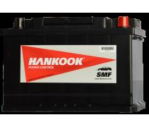 Akumuliatorius Hankook 74Ah 680A