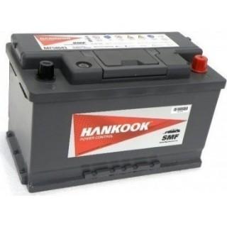 Akumuliatorius Hankook 80Ah 640A