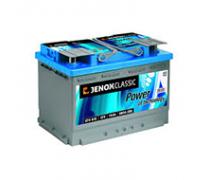 Akumuliatorius Jenox Classic 80Ah 700A