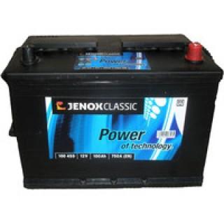 Akumuliatorius Jenox Classic Japanese 100Ah 750A