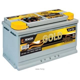 Akumuliatorius Jenox Gold 105Ah 900A