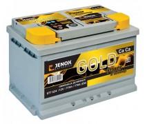 Akumuliatorius Jenox Gold 77Ah 770A