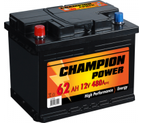 AKUMULIATORIUS CHAMPION POWER 12V/75AH/640A EN