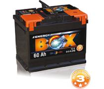 AKUMULIATORIUS ENERGY BOX 12V/60AH/510A EN