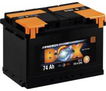 AKUMULIATORIUS ENERGY BOX 12V/74AH/720A EN