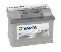 Akumuliatorius Varta D21 61Ah 600A