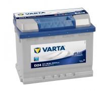 Akumuliatorius Varta D24 60Ah 540A