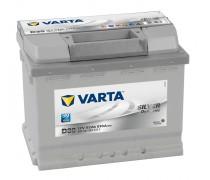 Akumuliatorius Varta D39 63Ah 610A USA