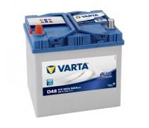 Akumuliatorius Varta D48 60Ah 540A