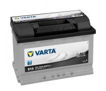 Akumuliatorius Varta E13 70AH 640A