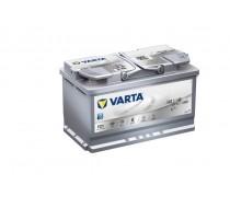 Akumuliatorius Varta F21 80AH 800A