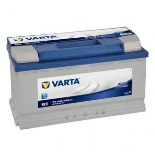 Akumuliatorius Varta G3 95Ah 800A