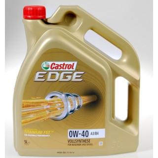 Alyva CASTROL Edge Titanium FST 0w40 5L