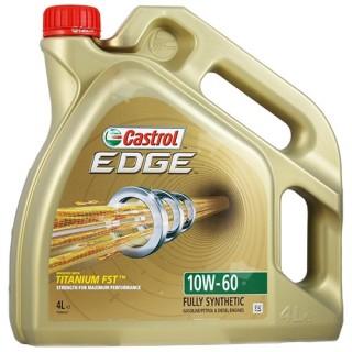 Alyva CASTROL Edge Titanium FST 10w60 4L