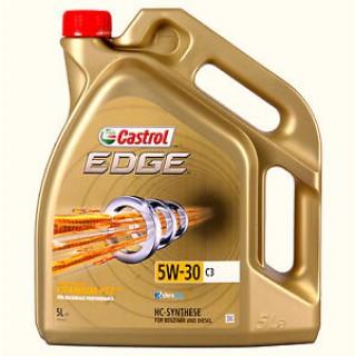 Alyva CASTROL Edge Titanium FST C3 5w30 5L